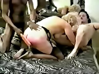 spanking by bbc amateur mature. retro